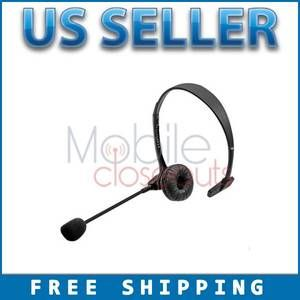 Cellet NEW 2 5mm Office Cell Phone Headset Headphones With Mic In