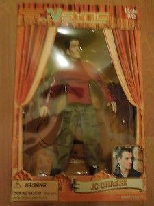 Marionette/Doll   JC Chasez (2000 Living TOYZ)   NEW /NRFB