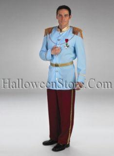 Cinderella: Prince Charming Prestige Costume includes Pants, Jacket
