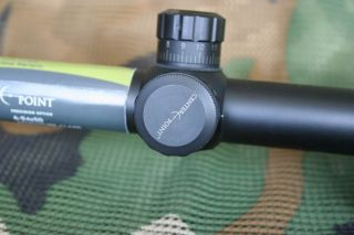 Centerpoint Adventure 6 24x50 Mildot Rifle Scope w Ring