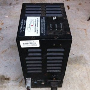 On Board Golf Cart Battery Charger 36 volt 15 amp