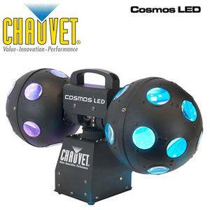 Chauvet Lighting Cosmos LED RGB DJ Light Effect Fixture