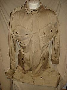 Post WWII Chattahoochee M42 Paratrooper Airborne Jacket Coat