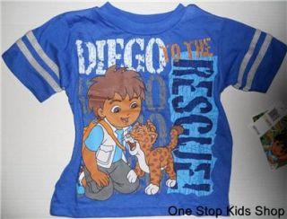 Boys 2T 3T 4T Short Sleeve Shirt Tee Top Baseball Cheetah