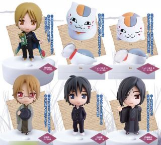 Book of Friends Speaker Mascot Chibi Voice Figure Kaname Tanuma