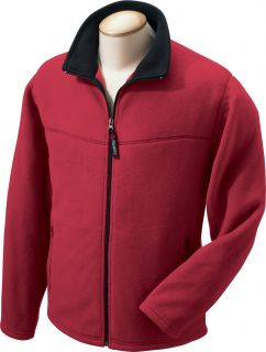 Chestnut Hill Mens Polartec® Full Zip Jacket CH950