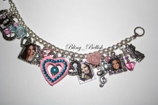 Cher Lloyd Cheryl Cole Picture Photo Charm Bracelet