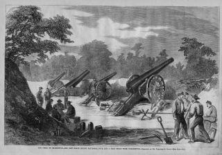 Charleston Seige Civil War Playing Cards Black Island