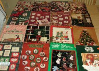 Counted Cross Stitch Pattern Books Barbara Cheryl Burdett