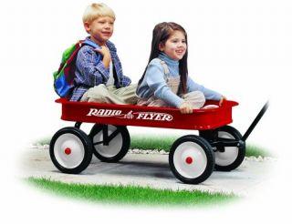 Radio Flyer Classic Red Wagon #18 Kids Childrens Kids BRAND NEW