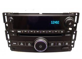 09 2010 2011 Chevy Chevrolet HHR Radio Stereo USB  Aux CD Player