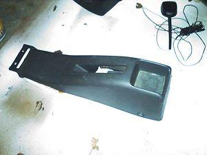 1995 2001 Geo Chevy Metro Suzuki Swift Hand Brake Rear Center Console