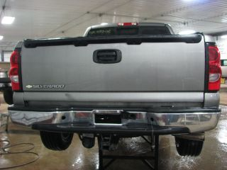 from this vehicle 2006 CHEVY SILVERADO 1500 PICKUP Stock # WC4183