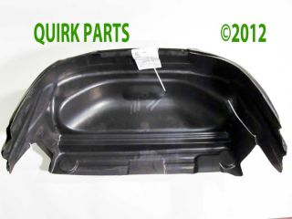 2007 2012 Chevrolet Silverado 1500 2500 3500 Rear Wheel House Liners