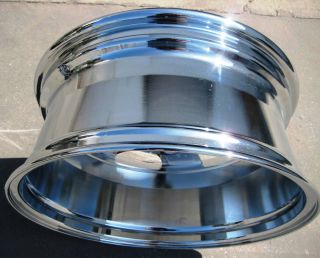 New 18 Factory GM Chevy Traverse Outlook Acadia Chrome Wheels Rims