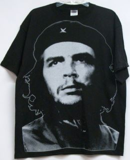 Che Guevara Classic T Shirt Mens Sz M Black NEW GRD CheGuevara 2 M