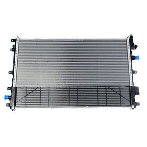 2011 CHEVY VOLT FRONT BATTERY COOLING RADIATOR 20925998 22765637