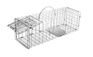 Humane Live Catch Animal Trap Chipmunk Gopher Rat Muskrat Size 16 x5