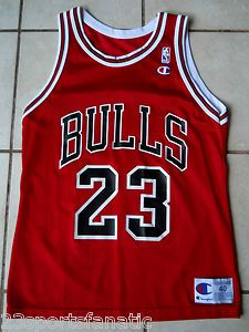 Chicago Bulls Michael Jordan Jersey Size Adult 40