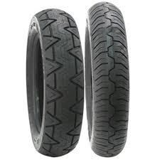 New Kenda Kruz K673 110/90 19 & 170/80 15 Tire Set For 04 09 Honda