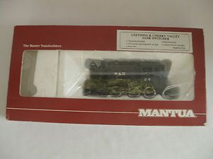 Mantua HO Leetonia Cherry Valley Tank Switcher