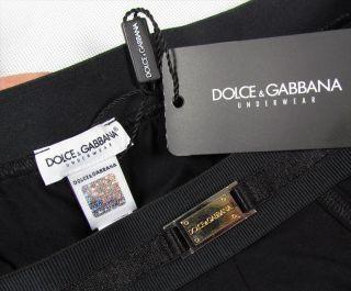 Dolce Gabbana Gold Edition Mens Brando Brief Stretch Cotton D G