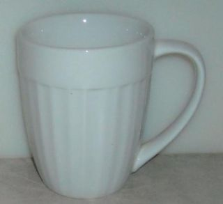 Corningware Tableware French White Casual China Mug Coffee Cup