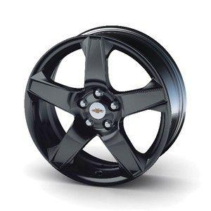 2012 2013 Chevrolet Sonic 17 Black Rim Wheel Package by GM 19259638