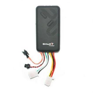 New Vehicle Car Realtime GPS Tracker Quadband GSM Antenna SOS Alarm