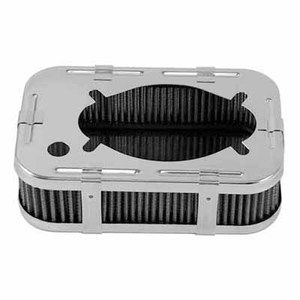 Chrome Air Cleaner for Weber Progressive Fits VW Bug VW Dune Buggy VW
