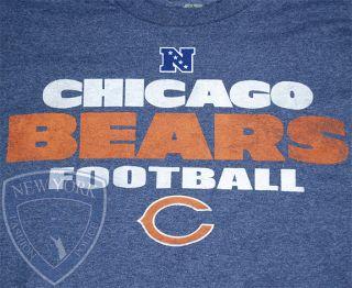 Chicago Bears T Shirt Jay Cutler Logo NFL Football Tee XL