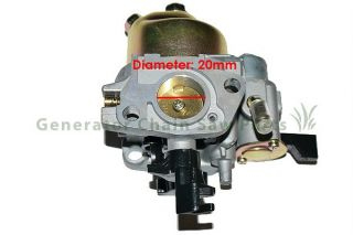 GX200 Engine Motor Carburetor Carb Parts Water Pump Version
