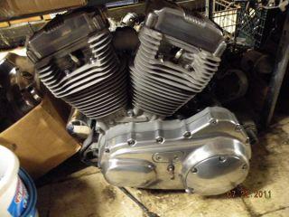 2005 Harley EVO Motor Engine Sportster Chopper Bobber
