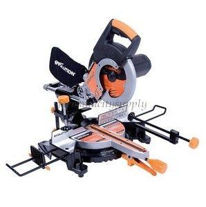 Evolution Power Tool RAGE3 Multipurpose Miter Saw 10 Blade New