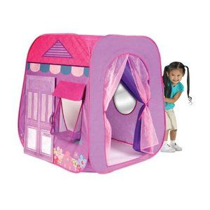 Playhut Beauty Boutique Girls Children Play House Game Indoor Fun Gif