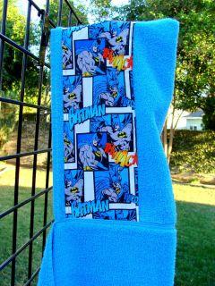 Batman Childrens Hooded Bath Towel