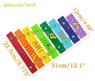 Musical Babys Xylophone Kid Musical Instrument Toys Educational Game