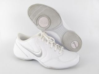 Nike Musique VI Dance Cheer Shoes Womens 7 M White $63
