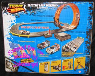 hot wheels slot car track set instructions