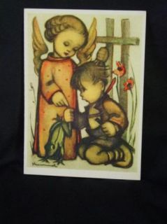 Hummel ARS Sacra Greeting Christmas Birthday Unused Cards