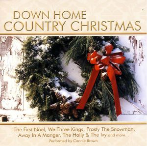 Brown Down Home Country Christmas CD 25 Songs 056775291822