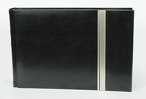12x18 PHOTO WEDDING ALBUM, 25 ACID FREE PAGES, CUSTOM BOUNDED. 50