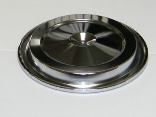 chrome air cleaner top chevy gmc truck impala camaro