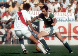 West Germany Peru 3 1 World Cup 1970 DVD English Entire Match