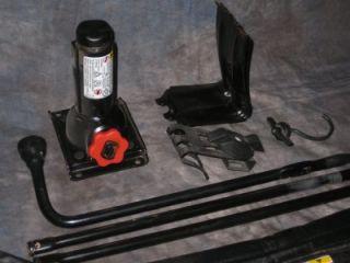 FACTORY SPARE TIRE JACK FOR CHEVY SILVERADO / GMC 3500 2500 HD TRUCKS