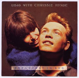 UB40 with Chrissie Hynde Breakfast in Bed UK 7