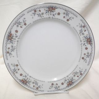 Claremont Fine China Japan Wade Sone 1 Dinner Plate