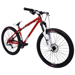 DMR Omen Four Cross Complete Bike