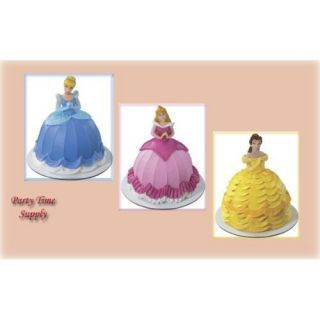 Petite Cake Cakes Princess Cinderella Belle Aurora Sleeping Beauty