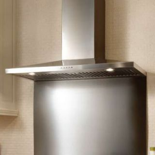 Series APRO36HDSS Stainless Steel 36 Wall Mount Chimney Range Hood
